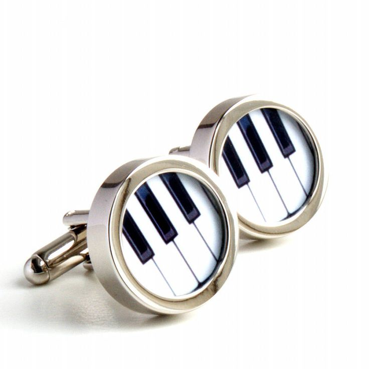 Musical Instrument Cufflinks £35