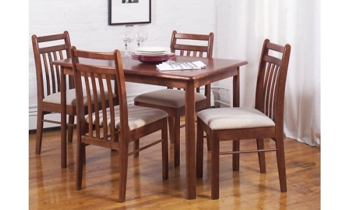 5 Piece Avanti Kitchen Dinette Set from http://diningroomsets.co
