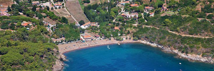 Nuovo campeggio segnalato a Porto Azzurro. http://www.latribudelcamper.it/camping-arrighi/