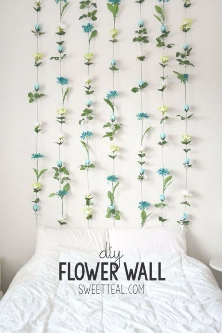 Best Diy Room Decor Ideas For Teens And Teenagers Diy Flower Wall Best Cool Crafts Bedroom A Diy Wall Decor For Bedroom Kids Rooms Diy Diy Kids Room Decor