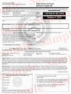 Get FFL License