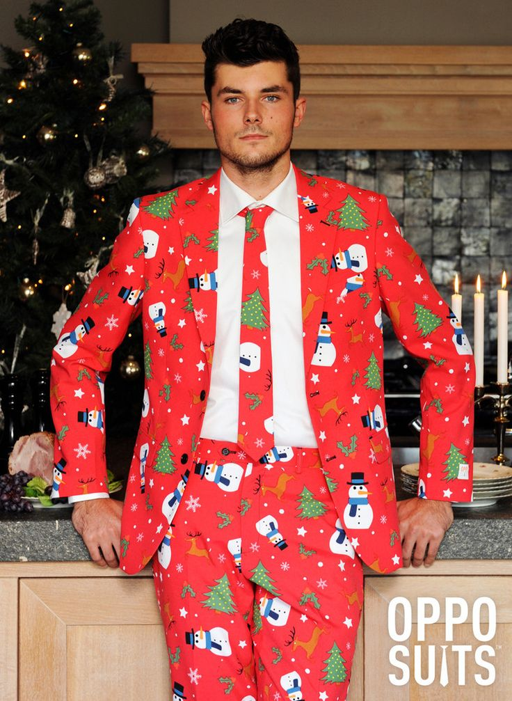 The Ugly Sweater taken even further.  What's worse - the site is SOLD OUT of this suit!