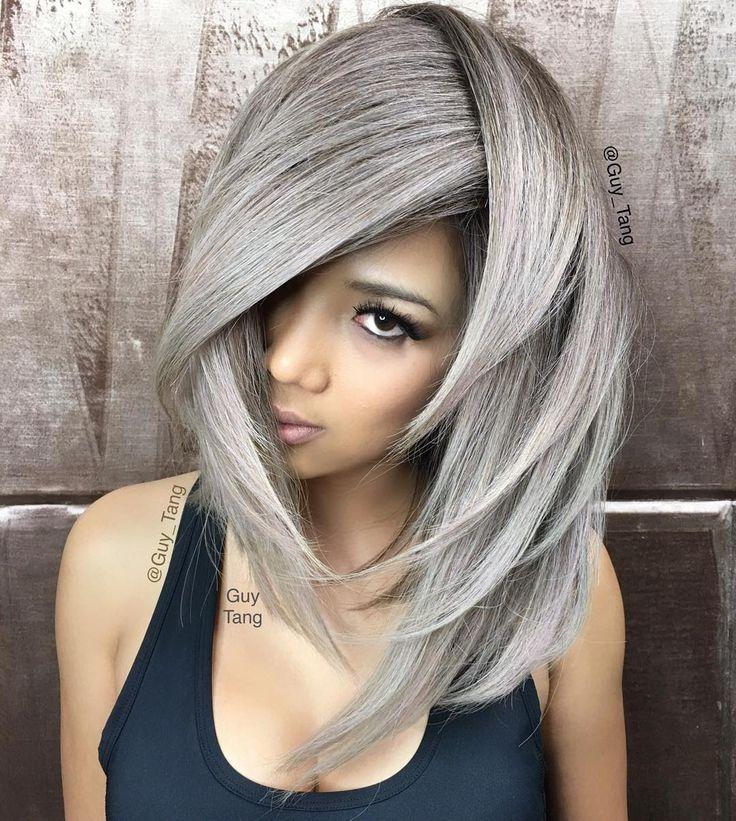 296 best Kenra Color Silver and Violet Metallics images on ...