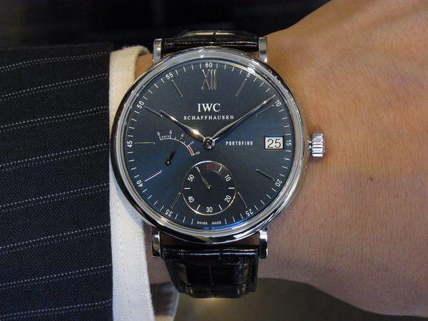 IWC ポートフィノ・ハンドワインド・エイトデイズ IW510106