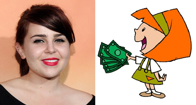 "Mae Whitman(Avatar: The Last Airbender, Independence Day, One Fine Day) as Little Suzy on ""Johnny Bravo""....no way!!"