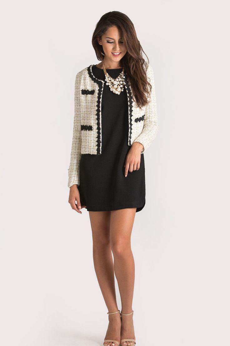 Work Dresses, Office Dresses, Shift Dress, Fall Fashion ...