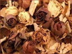 Hacer tus propios centros de flores secas