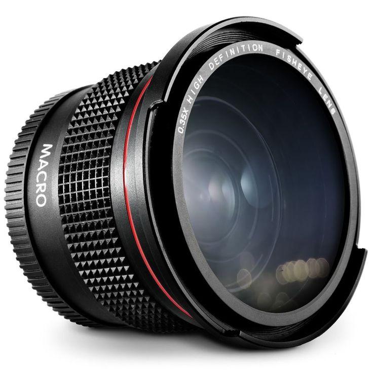 широкоугольный объектив фотоаппарата цифрового ладони