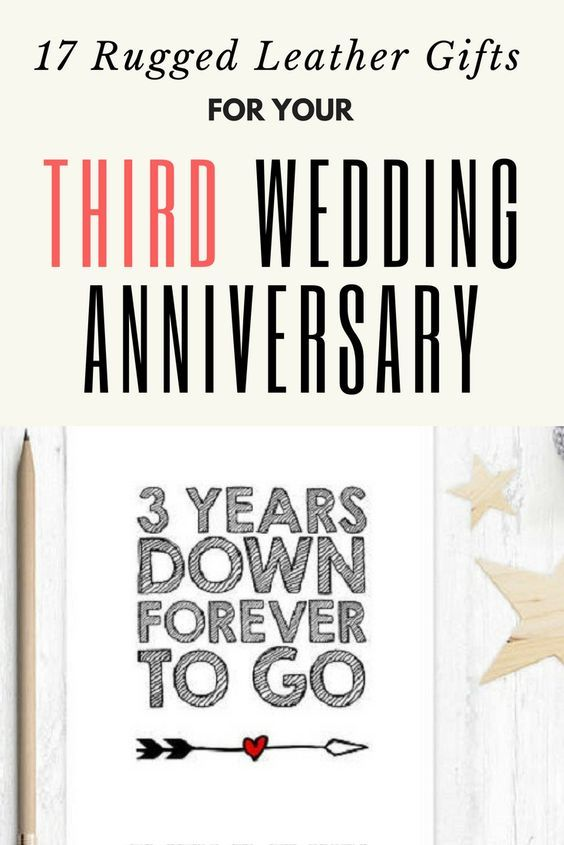 8a3272e3e746e Third wedding anniversary coming up  Here are 18 Lovely Leather Anniversary  Gift ideas for Your 3rd Year.  ThirdAnniversaryGift