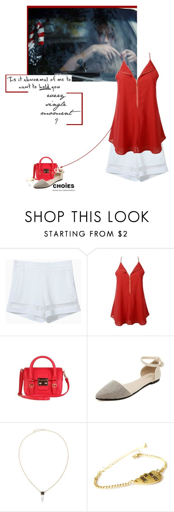 """""""Imbranato"""" by catalinamihali ❤ liked on Polyvore featuring Libertine and Choies"""