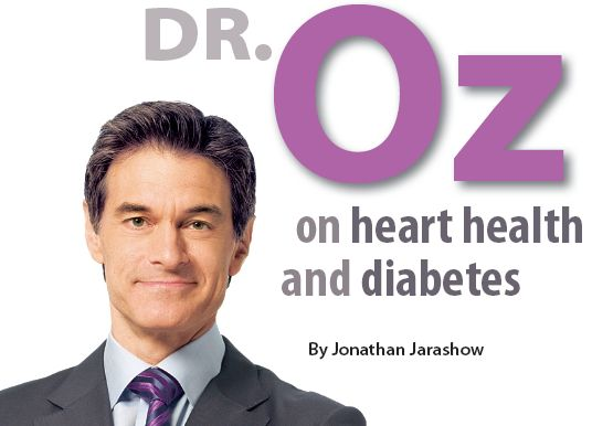 Dr. Oz's 25 Greatest Health Tips