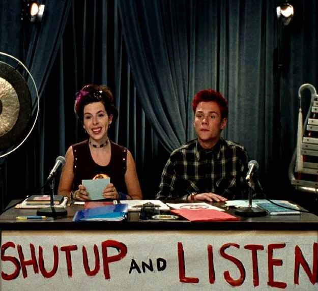 """She has her own cable TV show. 