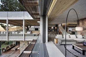 Casa Glen 2961 / Arquitectura SAOTA, Sudáfrica