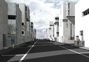 Immeubles 4 x 4