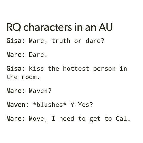 Image result for cal and mare