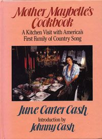 Scripture Cake, Helen's Drunk Chicken, Mush – the secrets to these colorfully named dishes and more are all presented with love by Johnny Cash's wife, along with anecdotes about the first family of country song.