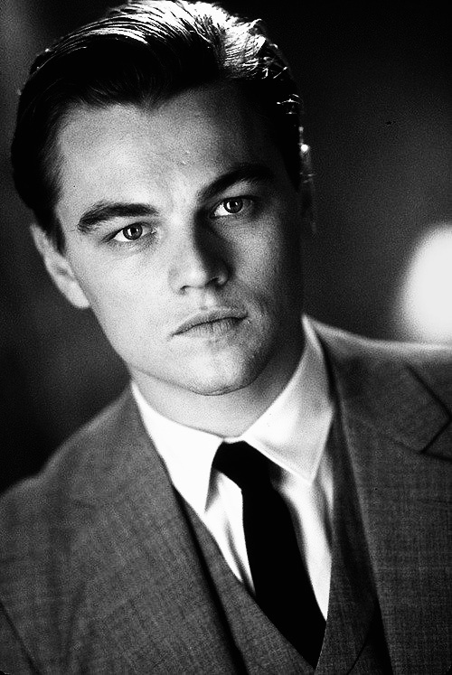 leonardo dicaprio- Favorite Movies: -The Aviator -Catch me if you can -Titanic (for obvious reasons) -The Departed -J. Edgar -Shutter Island ...why? Because he takes his roles seriously, and invests himself in the character. He takes on any challenges and succeeds every time. He is genuinely an amazing actor <3