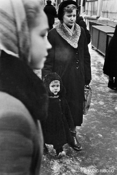 Marc Riboud Moscow, 1960 http://www.marcriboud.com/marcriboud/accueil.html