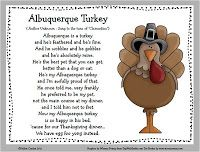 """What is for Thanksgiving Dinner? Will it be Roasted Turkey or Egg Foo Yong?   Inspired by the song """" Albuquerque Turkey """", I createda cute ..."""