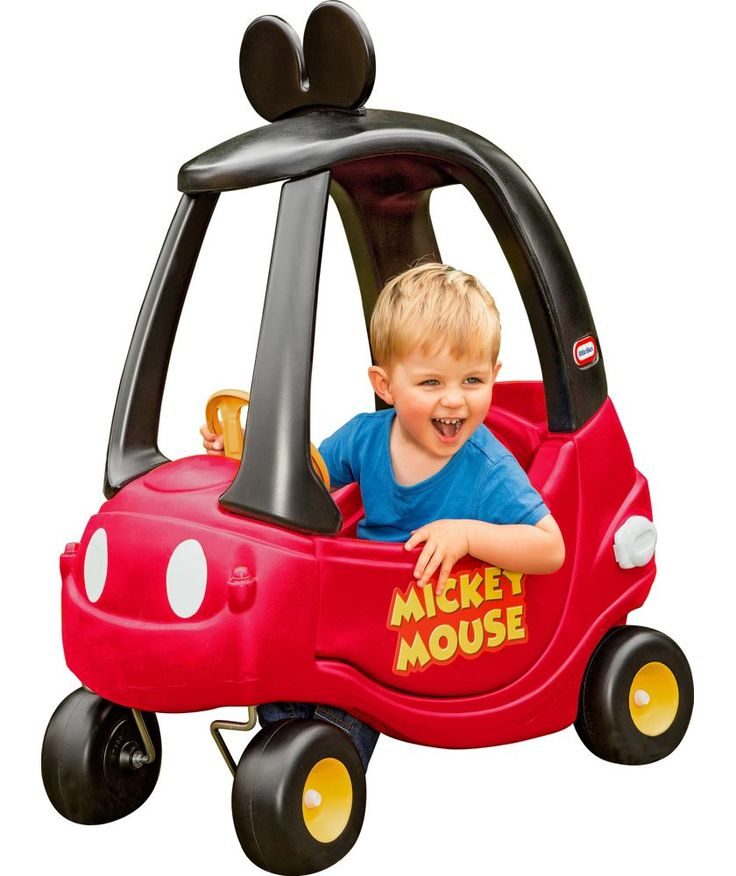 buy little tikes mickey mouse cozy coupe at argoscouk your online