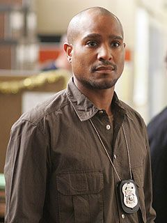 "Seth Gilliam as Ellis Carver in ""The Wire"""