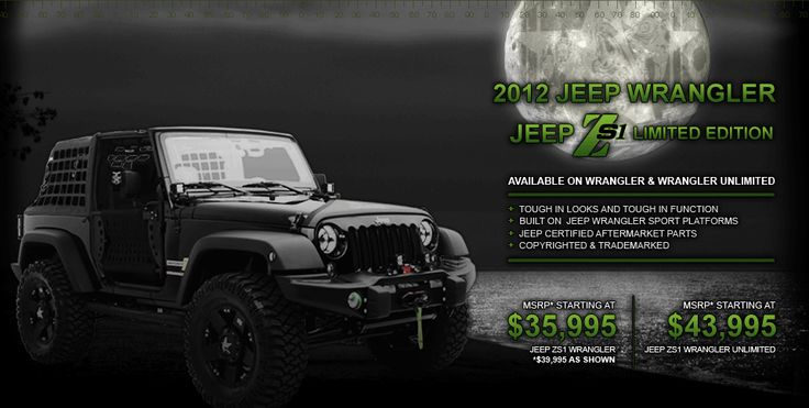 Zombie Slayer Jeep Zs1 Limited Edition Looks Cool But As Far