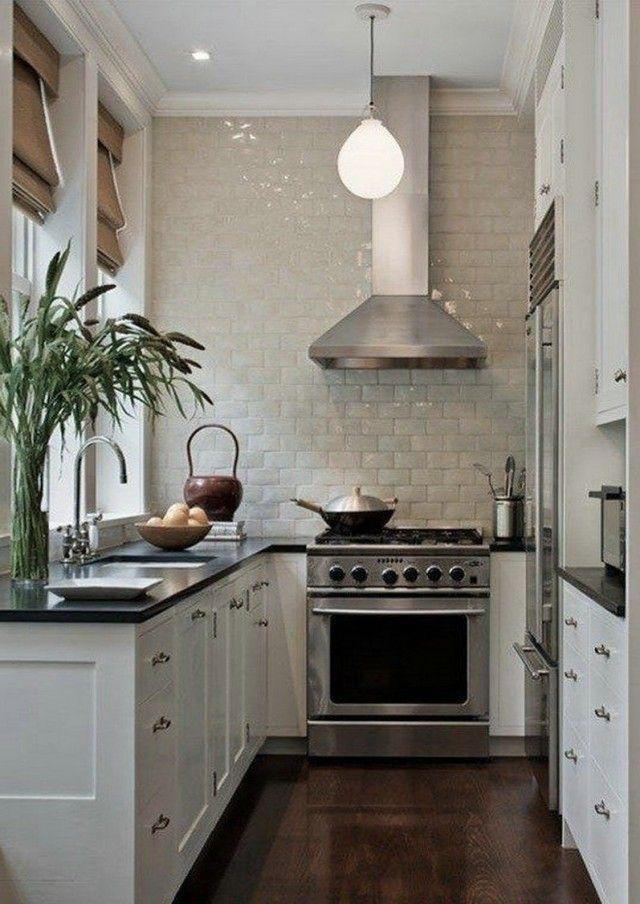 Good Room Decor Ideas: Small Kitchen Solutions
