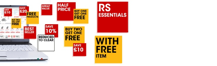 RS Components | Electronic and Electrical Components