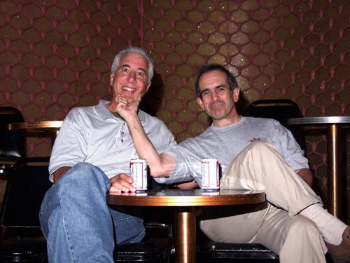 Laz and Jerry - c2006