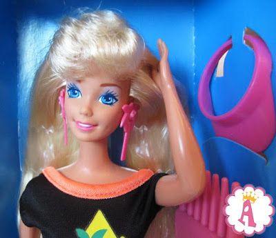 Queen Alice Toys | Обзоры игрушек и кукол: Кукла барби блестящие волосы 1993 года: обзор Barb...