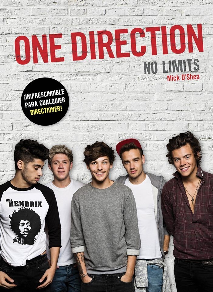 One Direction no limits libro