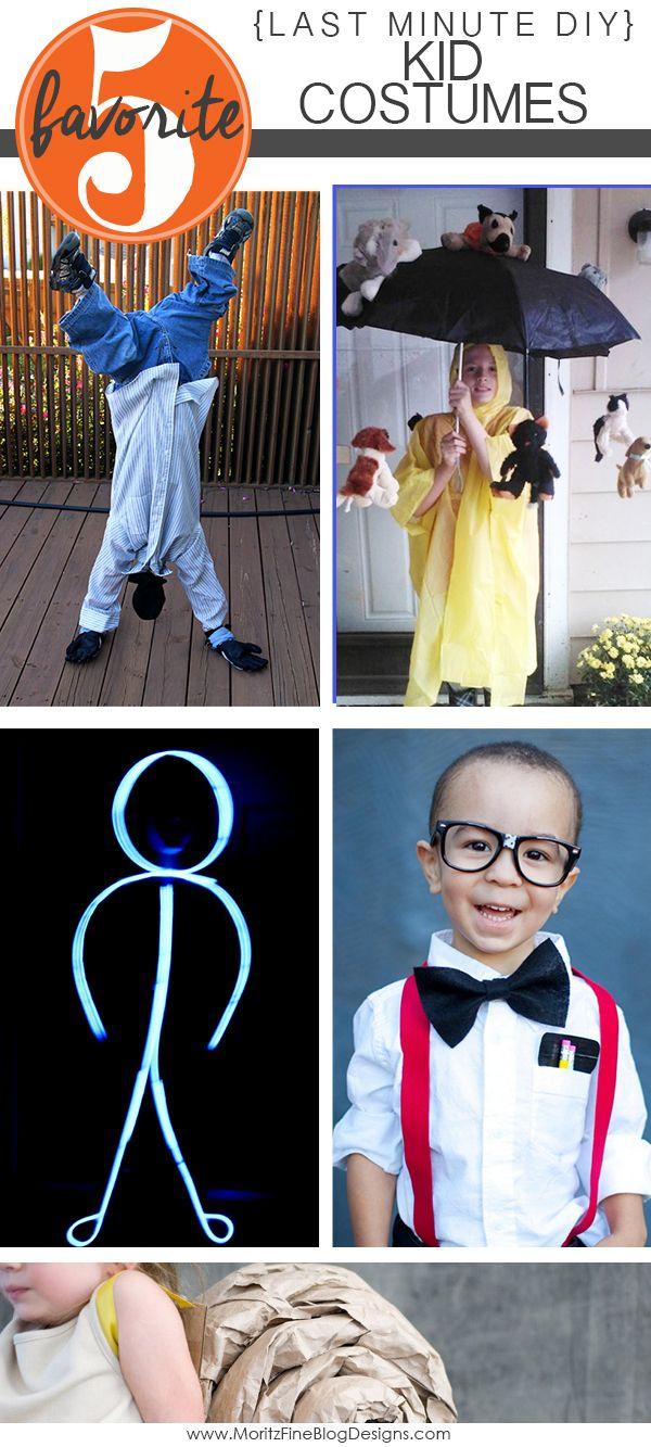 Halloween Costumes For Kids 31 Last Minute Costumes Halloween