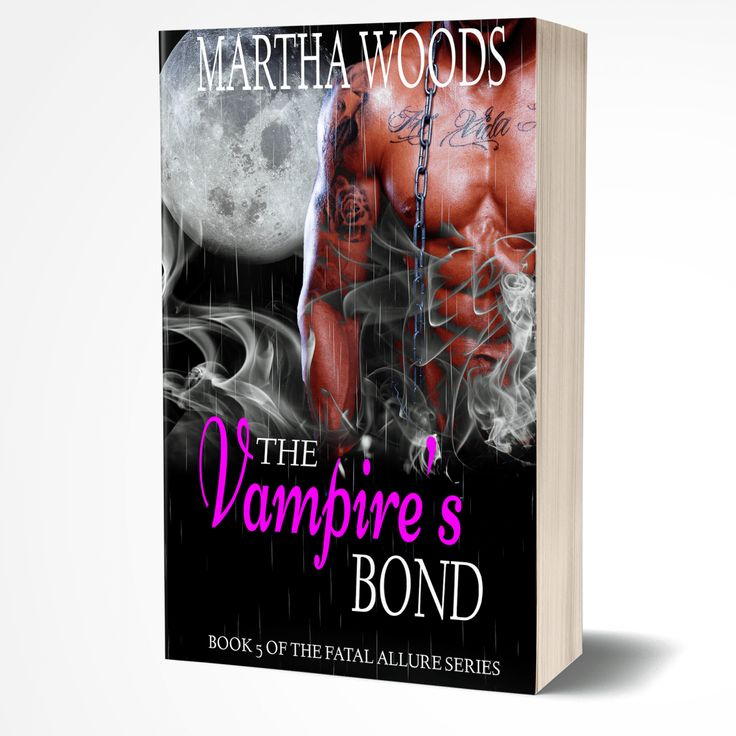 The Vampire's Bond (Book 5 Fatal Allure Series) Has Just Been Released!   Start Reading Now   #pnr #amreading #KindleUnlimited