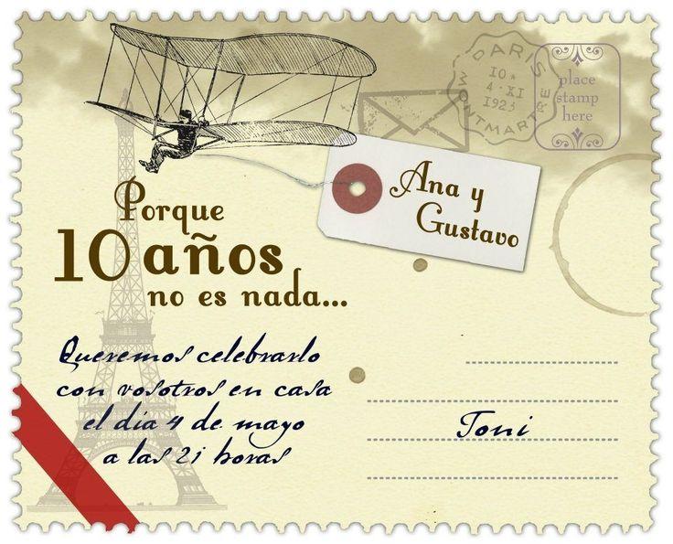 Frases De Aniversario De Bodas: 1000+ Images About Invitaciones On Pinterest