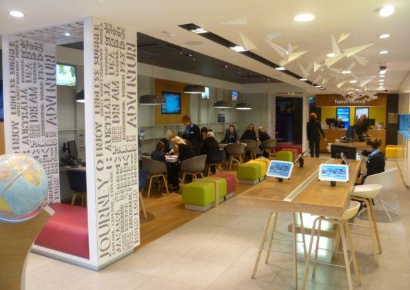 Les agences thomas cook se digitalisent et se connectent for Interior design agency edinburgh