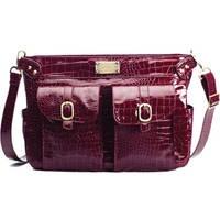 Kelly Moore Bag Classic Bag (Cranberry Croc) $199