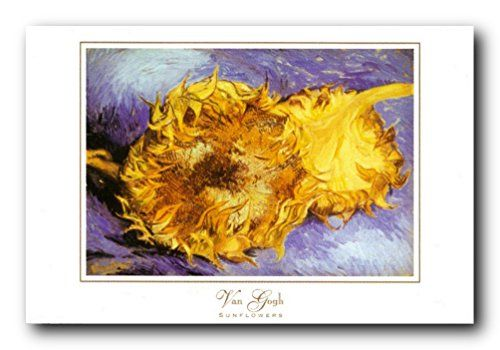 Bring home this beautiful Vincent Van Gogh sunflowers Floral flower picture art print poster. which will surely enhance your home interior. This contemporary style wall art will surely enliven the dull wall of your home and add colors to it. Hang this floral poster in your living room and get ready to get compliments from those who visit your home. Discover the uniqueness of this poster and make your order today for its durable quality and excellent color accuracy.