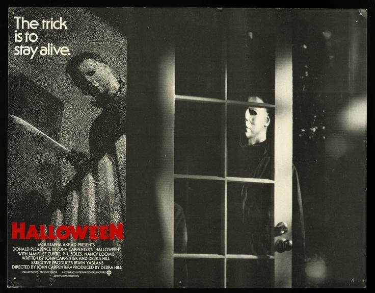 """Halloween"" (John Carpenter, 1978)."