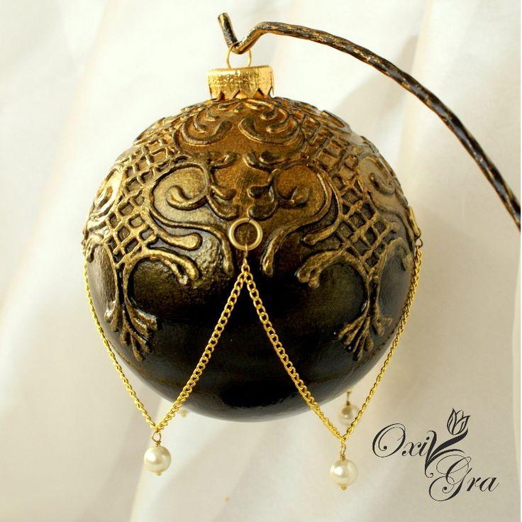 OxiGra: JESZCZE bombki czy JUŻ biżuteria ;)