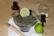 At home body wrap recipe