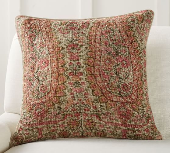Delia Printed Pillow Cover