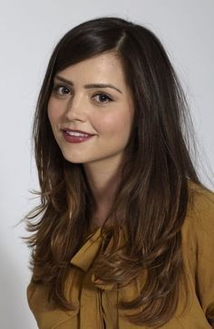 jenna coleman hair - Google Search