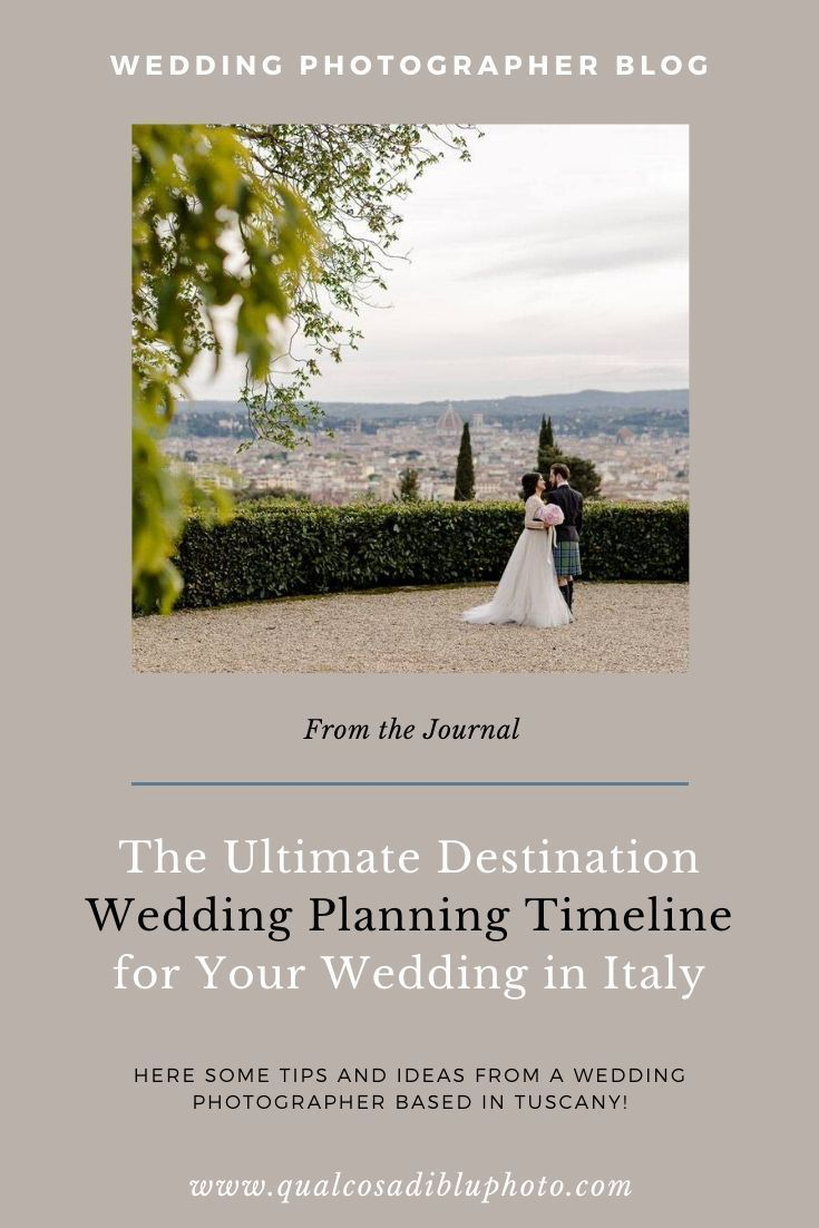 Ultimate Destination Wedding Planning Timeline For Your Wedding In Italy In 2020 Destination Wedding Planning Timeline Italy Wedding Destination Wedding
