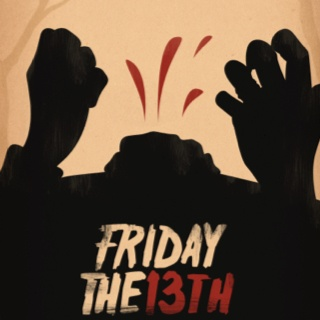 .: Friday The 13Th, 13Th 1980, Classic Horror Movies, Favorite Movies, Friday 13Th, Classic Horror Movie Posters, Horror Film, Styliz Classic, 13Th Posters