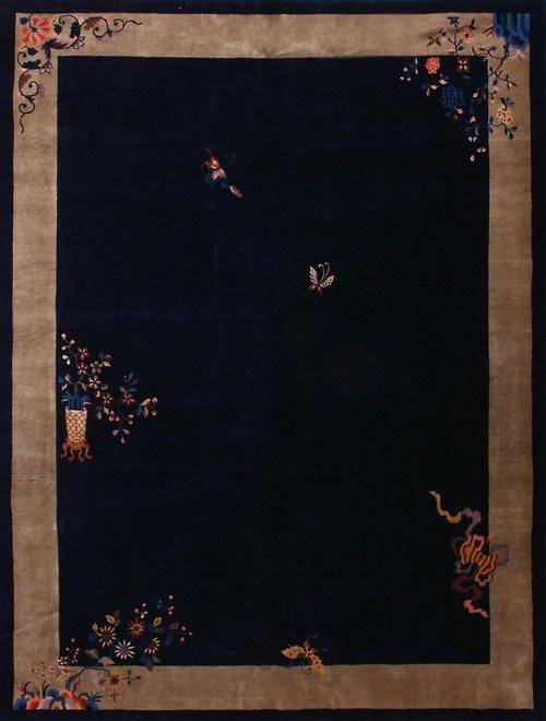 Chinese art deco 11 10 x 9