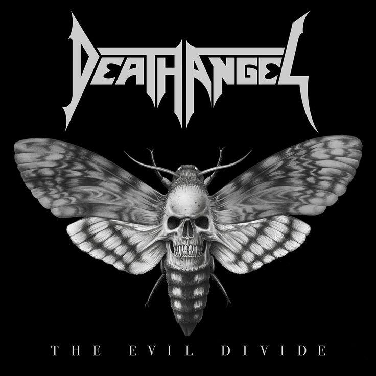 [Album Review] Death Angel 'The Evil Divide'