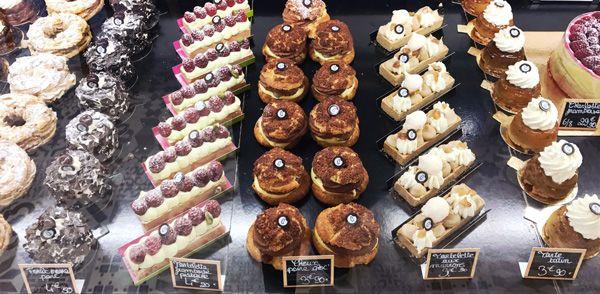 Pâtisseries sans gluten Les Gasteliers #Lyon #sansgluten #glutenfree #gastronomie