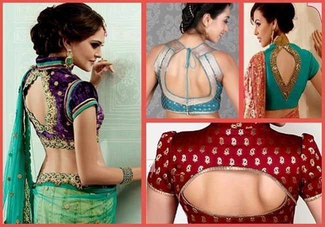 Important tips for sewing a saree blouse