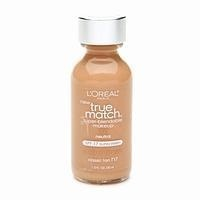 Loreal True Match foundation. Best drugstore foundation!