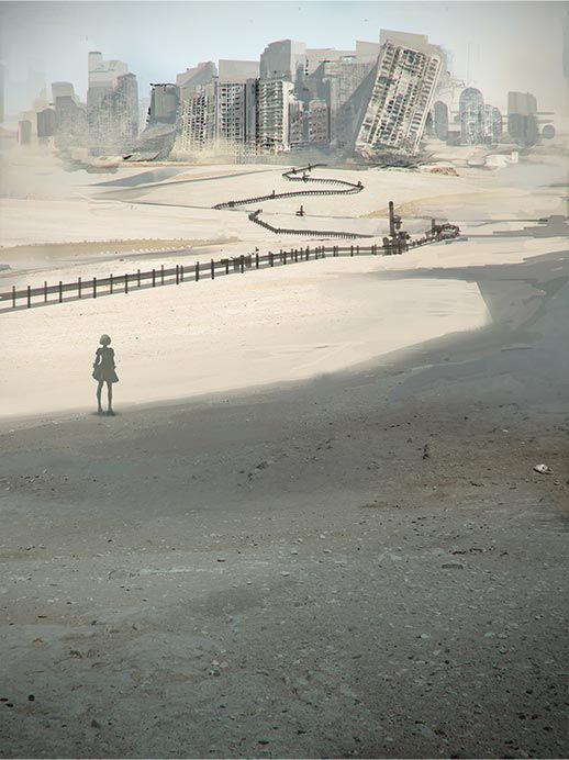 WORLD | NieR:Automata